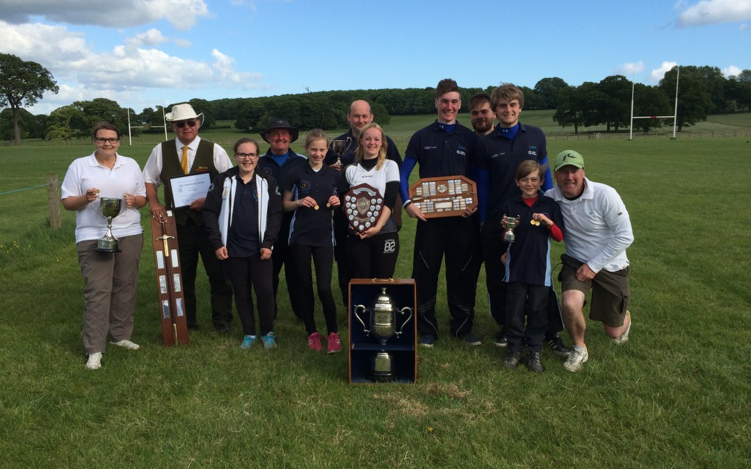 Archers of East Riding On Target at the Yorkshire Championships
